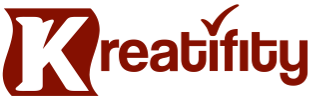 Kreatifity Digital Marketing and IT Support Professional Services Logo